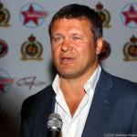 Олег Тактаров - почётный гость