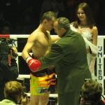1й мировой титул Дмитрия Валента