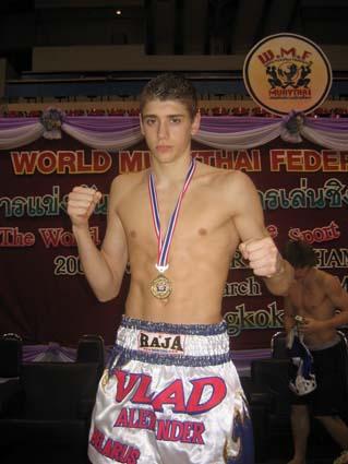 Vladislav Alexandrov - 67kg junior